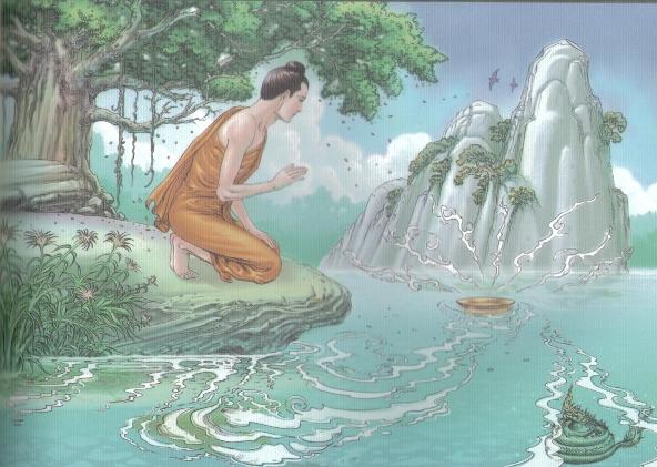 Chiếc bát từ nguyên thủy đến oryoki