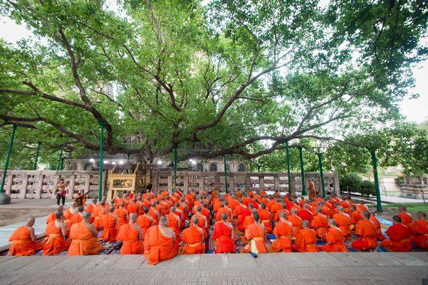 Công đức chiêm bái Phật tích