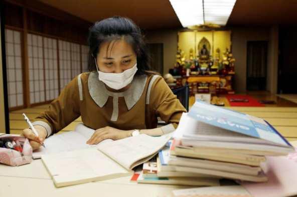 Ngôi chùa Nhật cưu mang người Việt trong đại dịch