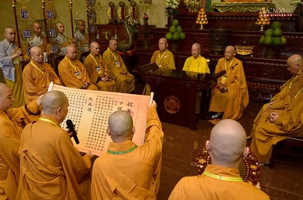 Đại giới đàn Huệ Hưng PL.2564: Tấn đàn truyền giới Tỳ-kheo, Tỳ-kheo-ni