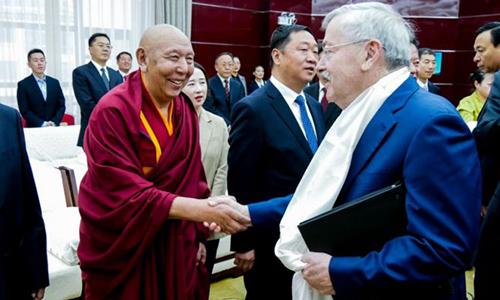 Đại sứ Mỹ kêu gọi Trung Quốc đối thoại với ngài Dalai Lama