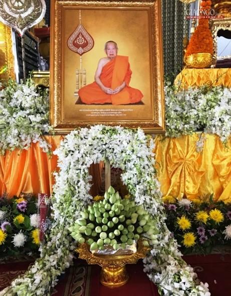 Đại lão Hòa thượng Chủ tịch Liên minh Phật giáo Lào viên tịch