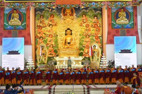 Diễn đàn Phật giáo châu Á vì hòa bình tổ chức Đại hội