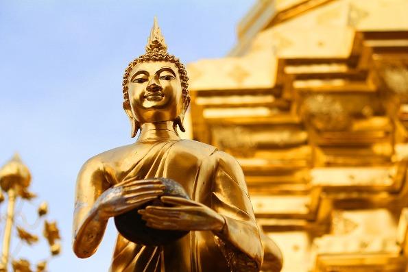 Phật dạy cách nhiếp thọ tài sản