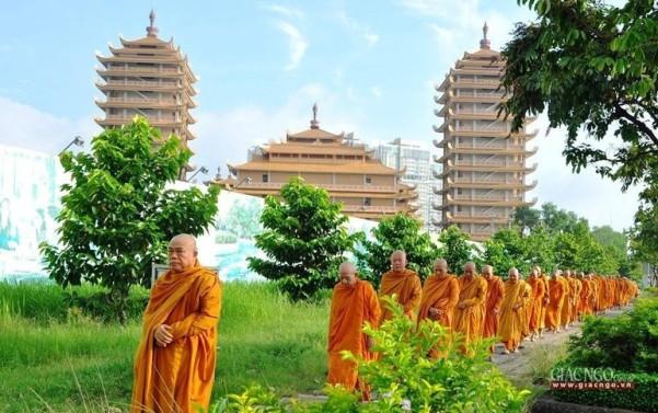 Hòa thượng Thích Giác Toàn chia sẻ nhân duyên với Chơn Lý của Tổ sư Minh Đăng Quang