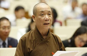 Hòa Thượng Thích Bảo Nghiêm nói về thống kê ``người theo Phật giáo``