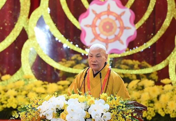 Diễn văn Đại lễ Phật đản PL.2563 - DL.2019