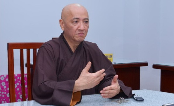 HT. Thích Huệ Thông nói về Giáo hội Phật giáo Cổ truyền VN