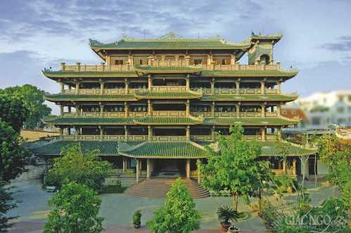 Học viện PGVN tại TP.HCM: Từ quá khứ đến hiện tại