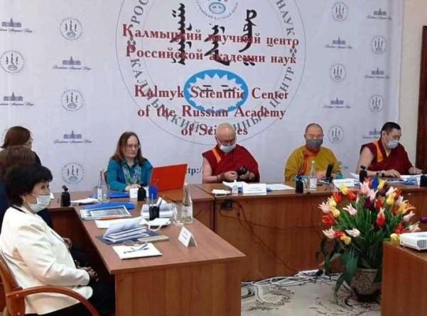 Hội nghị quốc tế về giáo dục Phật giáo tại Cộng hòa Kalmykia
