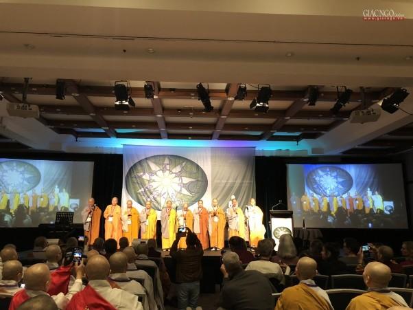 Ni giới thế giới khai mạc Hội nghị Sakyadhita lần thứ 16