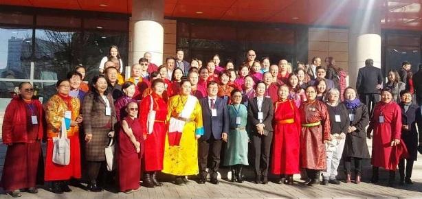 Mông Cổ: Hội nghị Phụ nữ Phật giáo Quốc tế lần thứ IV