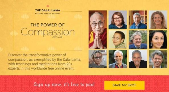 Hội nghị thường niên về tầm nhìn toàn cầu của Đức Dalai Lama