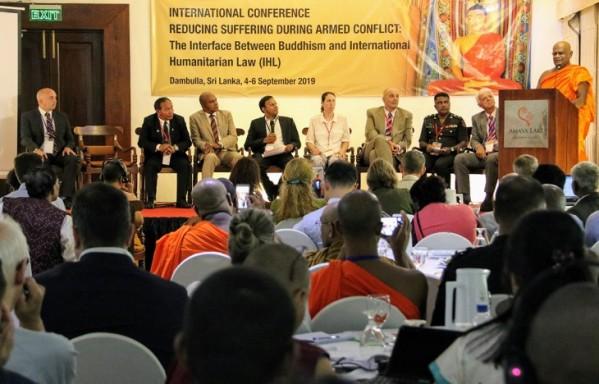 Hội thảo về Phật giáo và Luật Nhân đạo quốc tế