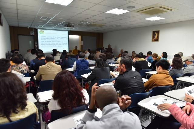 Hàn Quốc: Hội thảo về lịch sử Phật giáo