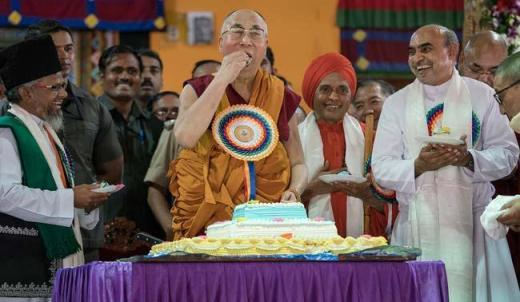 Khánh tuế lần thứ 81 của Đức Dalai Lama