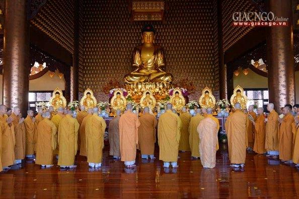 TP.HCM: chùa Huê Nghiêm khai pháp hội Dược Sư