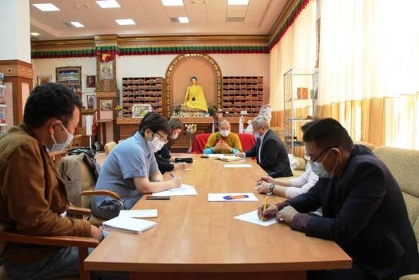 Kalmykia xúc tiến đào tạo Phật học chuyên sâu