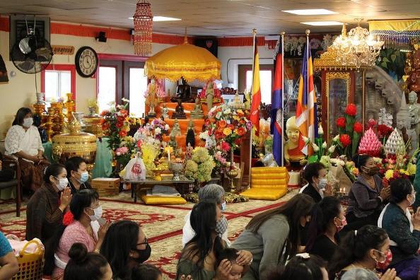 Lễ hội Pchum Ben của Phật tử Campuchia tại Hoa Kỳ