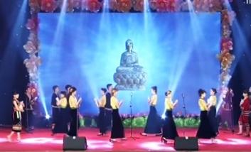 Lễ hội Phật giáo mùa hoa ban 2016