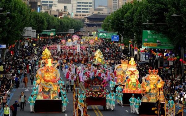 Hàn Quốc hủy bỏ lễ rước đèn nhân dịp Phật đản do dịch Covid-19