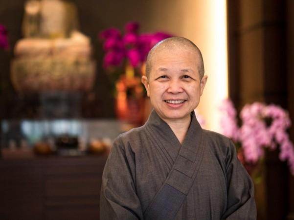 Ni sư Chiếu Huệ được tặng Giải thưởng Hòa bình Niwano lần thứ 38