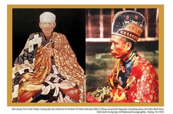 Pháp phục Phật giáo Bắc truyền Việt Nam