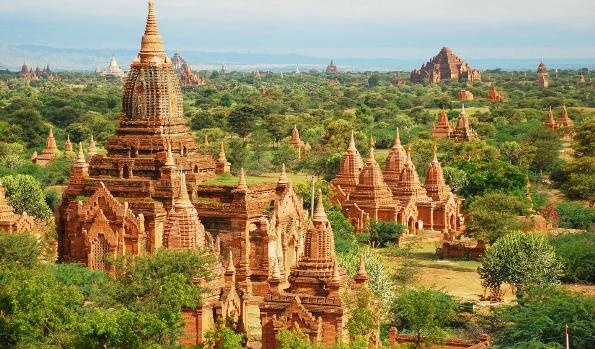 Myanmar: Tiếp tục công trình phục hồi quần thể chùa tại Bagan
