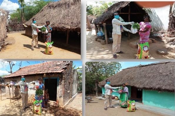 Ấn Độ: Quỹ Phật giáo cứu trợ người bị ảnh hưởng Covid-19