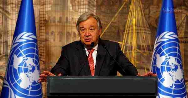 Thông điệp Ngày Vesak của Tổng Thư ký Liên Hiệp Quốc