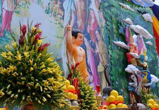 Ý nghĩa Phật đản PL.2561