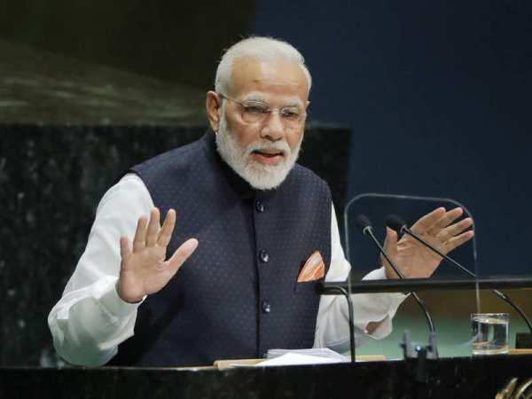 Thủ tướng Modi mang tinh thần của Đức Phật đến LHQ