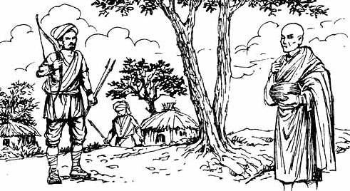 Hành trang hoằng pháp của Tôn giả Phú-lan-na