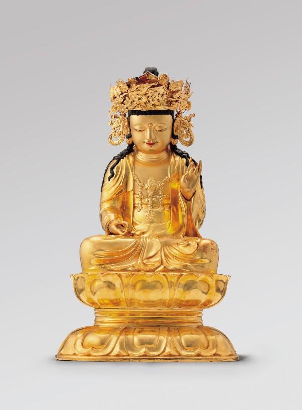 Hàn Quốc: Triển lãm di sản văn hóa Phật giáo
