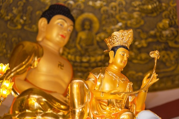 Lộ trình tu tập của một vị Bồ-tát theo Phật giáo Đại thừa