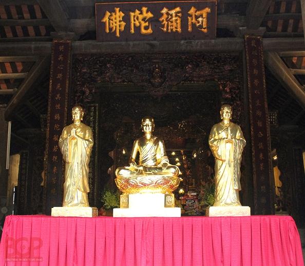 Lược sử Trúc Lâm Tam tổ