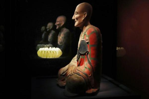 Hàn Quốc: Tượng Thiền sư trở thành Di sản quốc gia