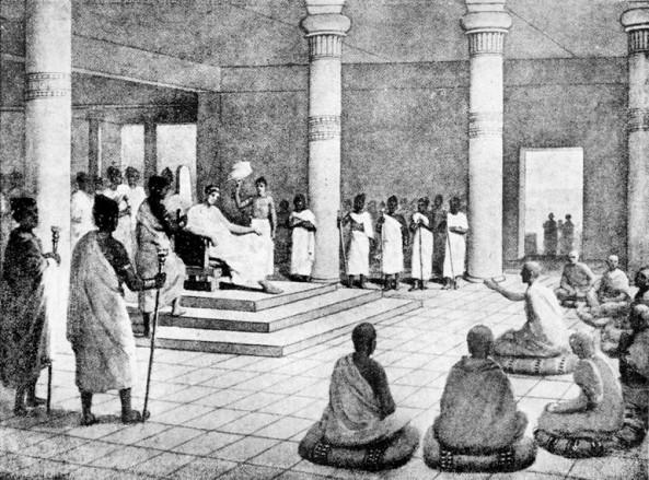 Quan điểm cư sĩ đắc Thánh quả trong kinh Mi-lan-đà vấn đạo