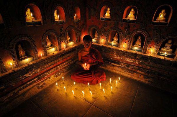 Chữ tâm trong đạo Phật
