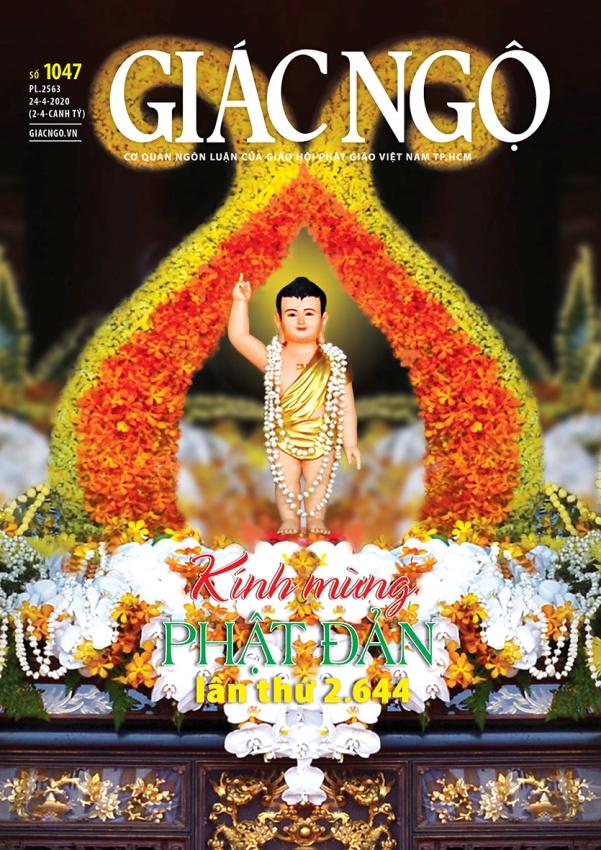 Báo Giác Ngộ số đặc biệt kính mừng Phật đản PL.2564