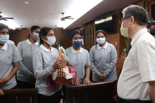 Tổ chức Phật giáo Từ Tế viện trợ thiết bị oxy cho Ấn Độ