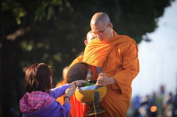Con đường tâm linh của người Phật tử