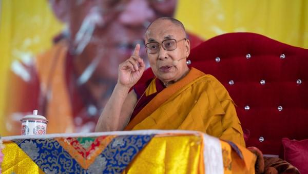 Đức Dalai Lama kêu gọi chống biến đổi khí hậu