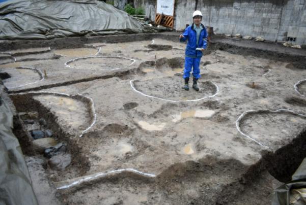 Nhật Bản: Phát hiện vết tích của ngôi chùa từ thế kỷ thứ IX