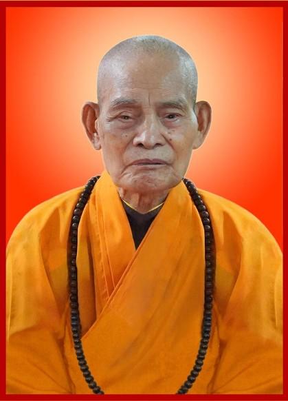 Đại lão HT. Thích Phổ Tuệ, Pháp chủ Giáo hội Phật giáo Việt Nam viên tịch