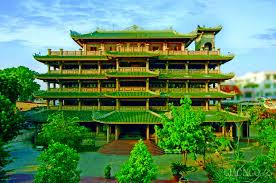 Nhìn lại 35 năm Học viện Phật giáo VN tại TP.HCM