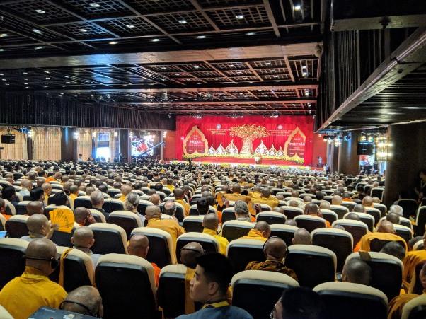 Trọng thể khai mạc Đại lễ Phật đản - Vesak LHQ PL.2563 tại Việt Nam
