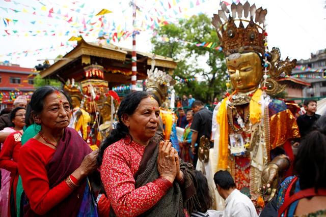 Nepal: Thông điệp ý nghĩa từ lễ hội Phật giáo ngàn năm tuổi