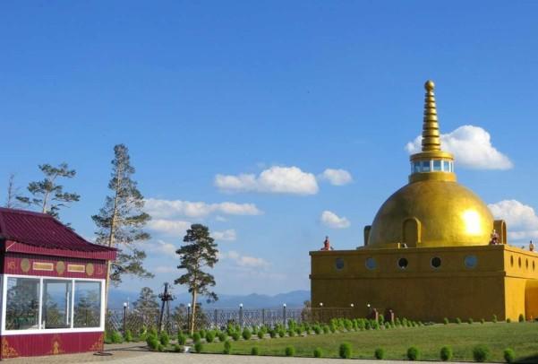 Phật giáo ở Buryatia: Thánh địa Datsan Rinpoche Bagsha