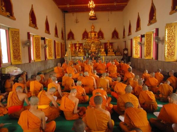 Ý nghĩa lễ Tự tứ của Phật giáo Nam truyền